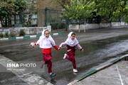 تهران از کی بارانی میشود؟