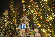 تصاویر | حال و هوای کریسمس در نقاط مختلف جهان