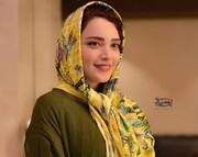 ذوق زدگی بهنوش طباطبایی از دیدن استاد موسیقی ایران/ عکس