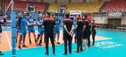 حضور پاسور با سابقه والیبال در تمرینات شهرداری ارومیه