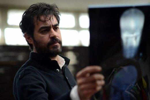 عکس | چهره شهاب حسینی ۱۱ سال پیش پس از بردن سیمرغ بلورین