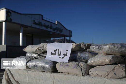 کشف بیش از یک تن مواد مخدر در خراسان جنوبی