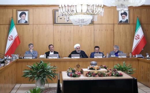 روحاني: تم احباط مؤامرة القاء اللوم على ايران بعدم التفاوض