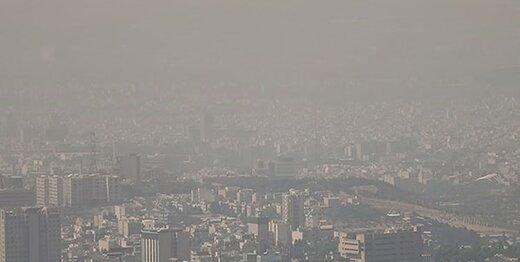 خسارت ۵.۷ میلیارد دلاری آلودگی هوا طی ۱۰ ماه امسال