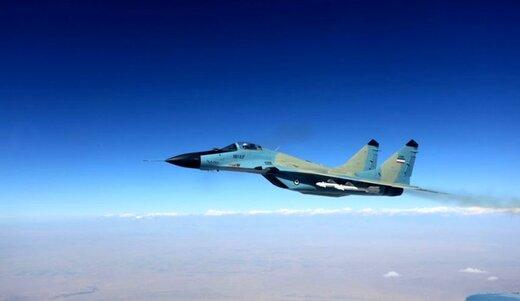 اعلام جزئیات سقوط یک جنگنده میگ 29 در دامنه سبلان از سوی نیروی هوایی ارتش / وضعیت خلبان همچنان نامعلوم