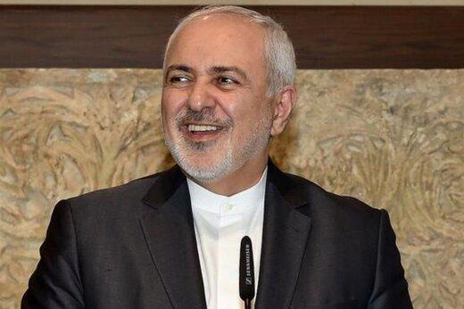 ظریف در توئیت خود از اتفاق نظر سه کشور ایران، چین و روسیه خبر داد/عکس