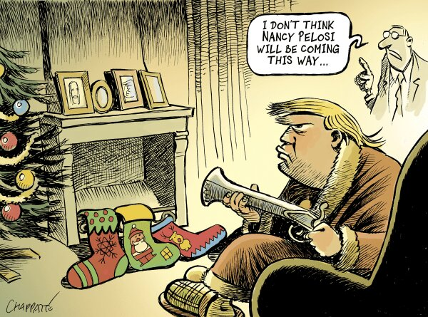 ترامپ در انتظار استیضاح!