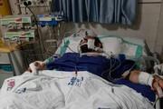 ببینید | جدیدترین تصویر از «هانی کرده» روی تخت بیمارستان