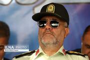 پلیس تهران بزرگ,نیروهای پلیس راهور تهران, آلودگی هوا ,سردار حسین رحیمی