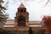 تصاویر | زیباییهای کلیسای «سنت استپانوس»