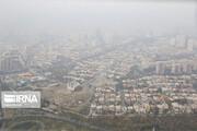 آلودگی هوا تورهای تهرانگردی را هم لغو کرد