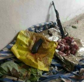 شکارچیان غیرمجاز یک راس بز کوهی در دلفان دستگیر شدند