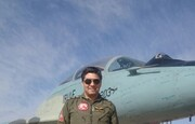 جزئیاتی جدید از جستجوی لاشه جنگنده سقوط کرده ارتش/شهادت خلبان میگ ۲۹ تائید شد