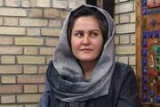 همکاری برای فراری دادن زن فیلمساز از کابل / عکس