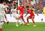 بازی دوستانه ایران و عمان در تهران