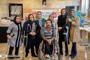 تصاویر   کارآفرینی برای معلولان اراکی