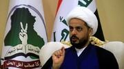 الخزعلی:هنوز ساعت صفر برای انتقام شهید المهندس آغاز نشده است/انتقام ما کمتر از ایران نیست