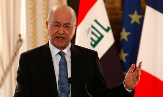 اولین واکنش رسمی عراق به پاسخ تلافیجویانه ایران به ترور سردار سلیمانی