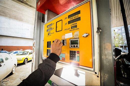 کاهش ۱۱ درصدی مصرف بنزین در تهران