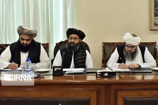 شرط طالبان برای آمریکا