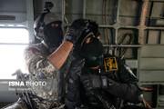 تصاویر | مانور مقابله با دزدان دریایی توسط تکاوران ارتش و سپاه