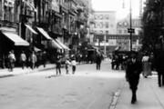 ببینید | ویدئوی صداگذاری و اصلاح سرعت شده از نیویورک سال ۱۹۱۱