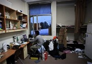 انتقاد از وضعیت نامناسب خوابگاههای سطح شهر دانشگاه تهران
