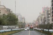 اطلاعیه هواشناسی درباره آلودگی هوای تهران و اصفهان