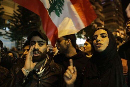 معترضان به خانه دیاب رسیدند/عکس
