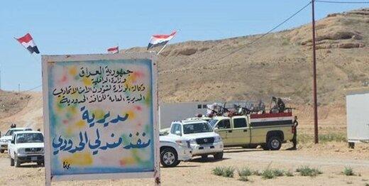فشار آمریکا بر بغداد برای تعطیل کردن یک گذرگاه مرزی با ایران