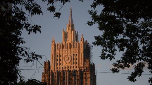 واکنش روسیه به حمله آمریکا علیه سوریه