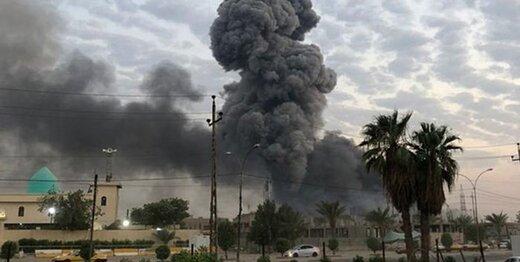 اولین اقدام وزارت خارجه عراق درباره حمله آمریکا به حشد