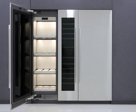بهرهگیری الجی از تجربه و تبحرش در زمینه لوازمخانگی، برای تولید اولین دستگاه کشت سبزیجات داخل خانه