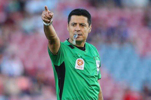 AFC appoints Iran's Faghani to officiate Champions League