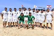 ایران همچنان در رده پنجم رنکینگ جهانی فوتبال ساحلی