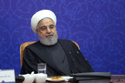 Rouhani: US sanctions deprived Iran of earning dlrs 200b