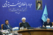 Rouhani says sanctions to end sooner or later