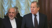 Zarif, Lavrov discuss wide range of issues