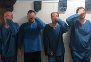 عاملان درگیری خونین محله ۱۷شهریور دستگیر شدند