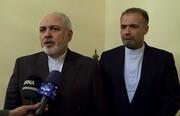 ظریف، روسیه و چین را همکاران راهبردی خواند/استقبال ایران از طرح مسکو برای خلیج فارس