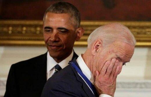 بایدن پست اوباما را هم تعیین کرد
