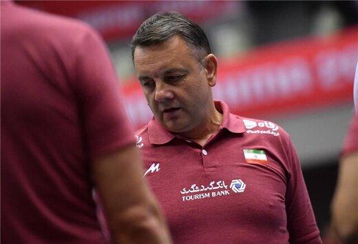 کولاکوویچ از ایران رفت