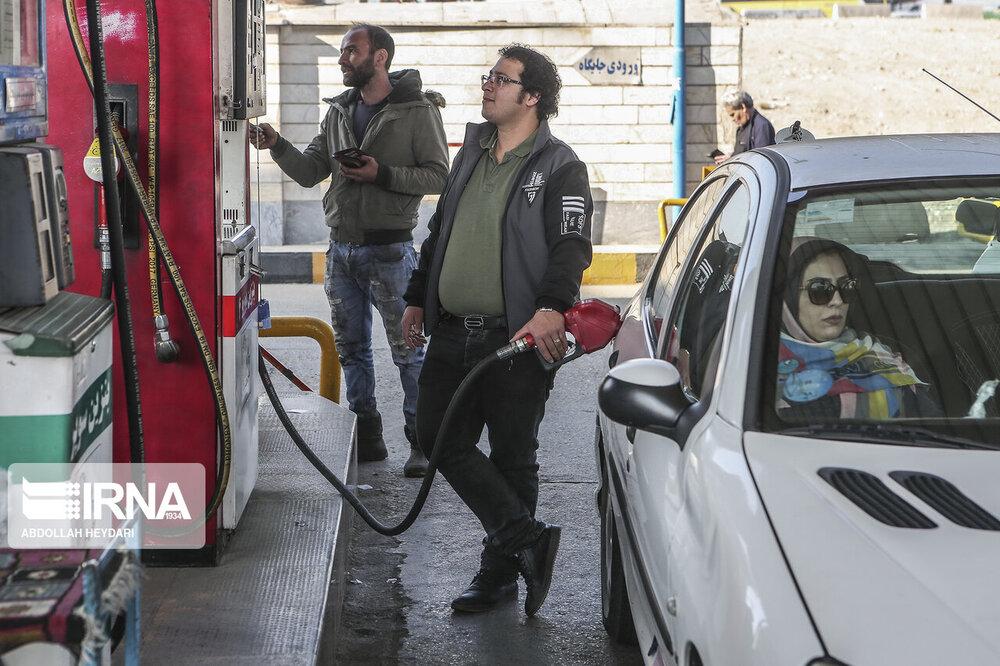 بنزین