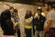 تصاویر | توریستهای خارجی در تنها موزه مطبوعات جهان در شیراز