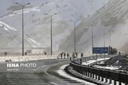 ببینید | جدیدترین تصاویر از قطعه یک آزاد راه تهران - شمال