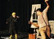 اجرای نمایشی از وودی آلن به زبان انگلیسی در تماشاخانه ایرانتماشا