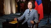 چراغ سبز رهبر تایوان به چین