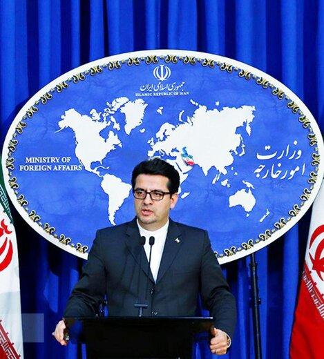 درخواست سخنگوی وزیرخارجه از جهان درباره کرونا