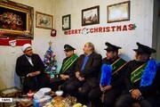 تصاویر | دیدار خادمین مسجد جمکران با خانوادههای شهدای ارامنه و آشوری