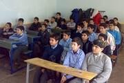 کلاسهای جبرانی در مدارس برگزار میشود